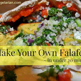 Fast Falafel.