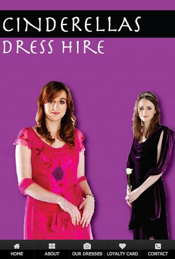 Cinderellas Dress Hire