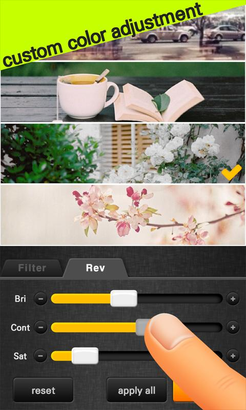 picq - Merge photos - screenshot