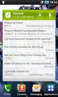 MyLifeOrganized- screenshot thumbnail