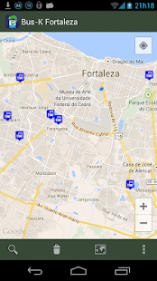 Bus-K Fortaleza - screenshot thumbnail