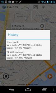 Fake GPS Location Spoofer v3.7