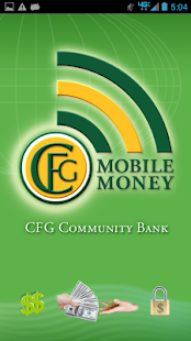 CFG Community Bank Mobile- screenshot thumbnail