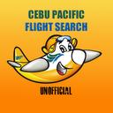 Cebu Pacific Flight Search mobile app icon