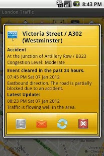 London Traffic LIVE - screenshot thumbnail