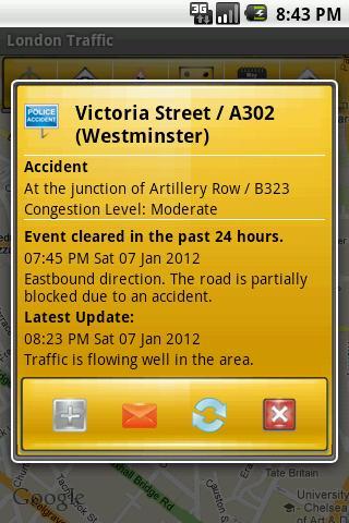 London Traffic LIVE- screenshot