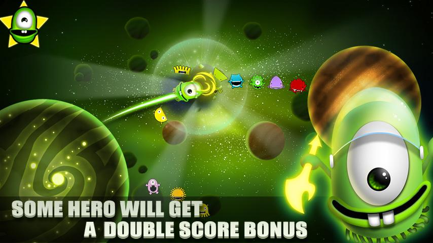 Space Hero - screenshot