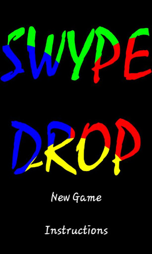 Swype Drop