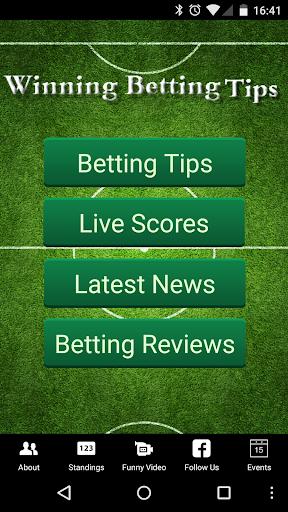 Winning Betting Tips