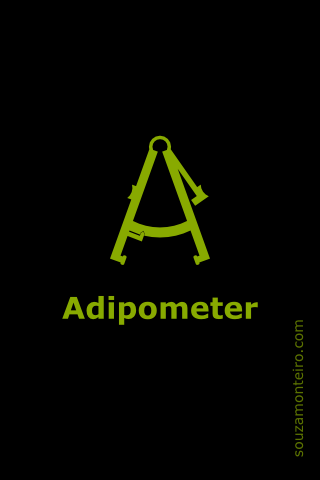 Adipometer Lite- screenshot