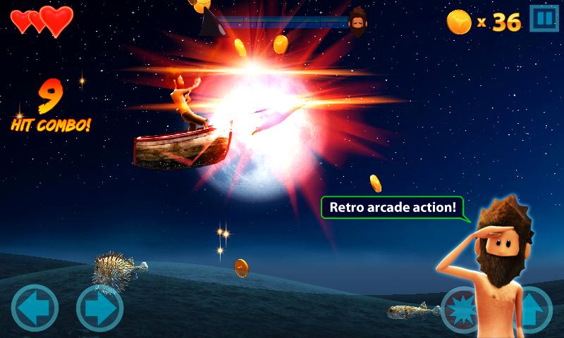 Super Waves Survivor - screenshot