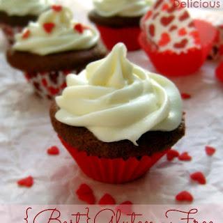 {BEST} Gluten-Free Red Velvet Cupcakes