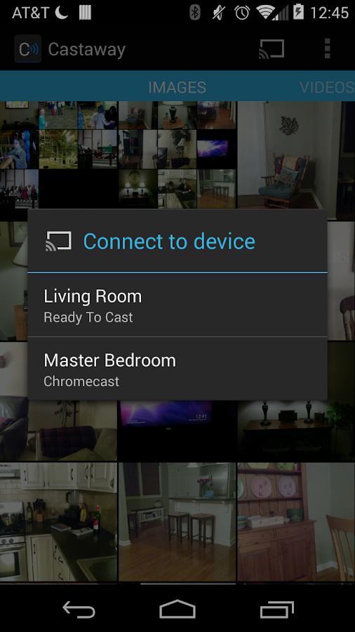 Castaway Free (Chromecast) - screenshot
