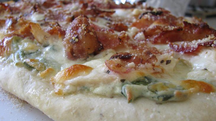 Flatbread Pizza Dough Recipe