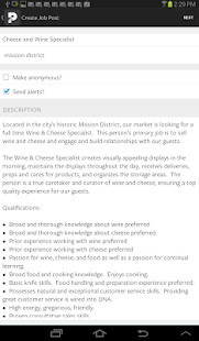 Proven Restaurant Hiring - SF - screenshot thumbnail