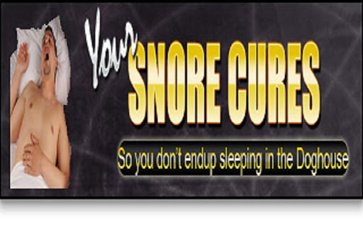 Snore Cures