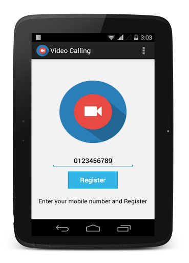 Video Calling - AndroidWorks