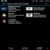 Team Gummy ROM
