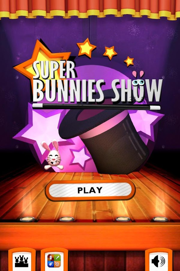 Super Bunnies Show - screenshot