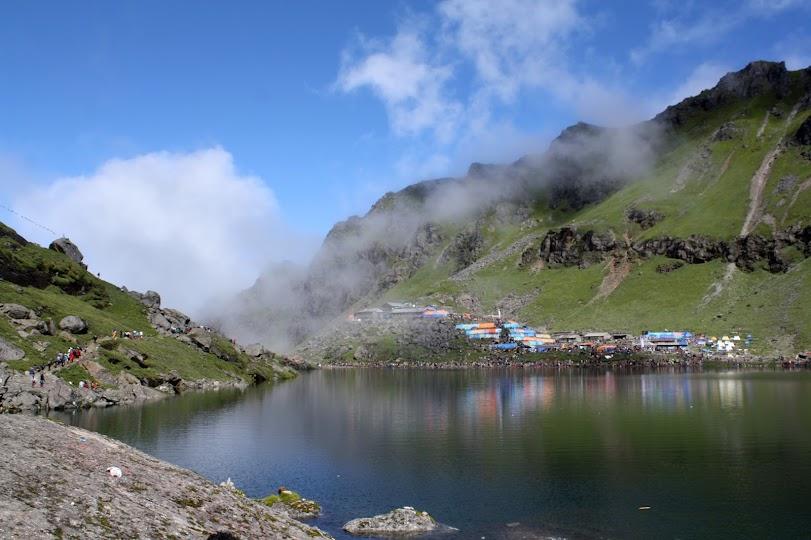 Lakes of Gosaikunda