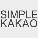KakaoTalk Theme - Simple Kakao icon
