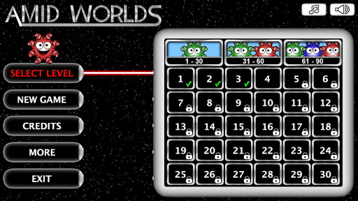Amid Worlds - Laser Puzzle