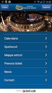 Arena di Verona- screenshot thumbnail