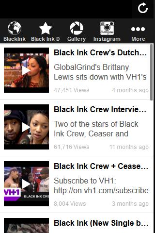 Black Ink Tattoo Magazine