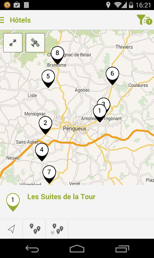 Périgueux Tour- screenshot