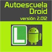 Autoescuela Droid DGT 2012