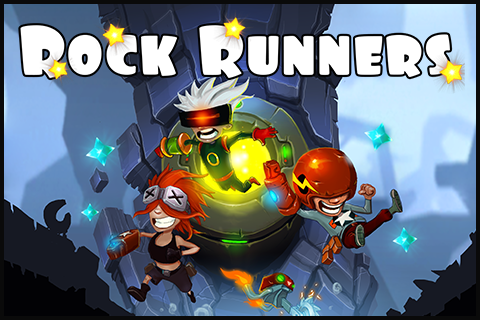 Rock Runners - screenshot