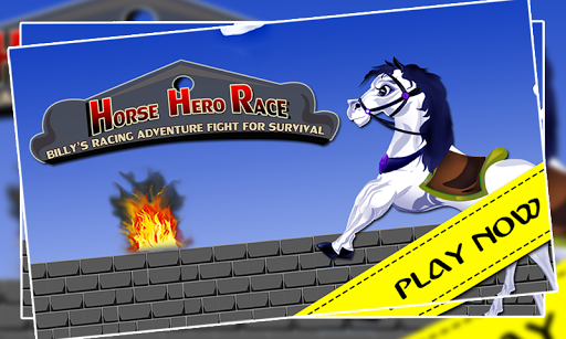 Horse Hero Race : Billy's Race