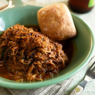 Slow Cooker Shredded Pork For Burritos