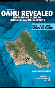 Oahu Revealed 5th Edition- screenshot thumbnail