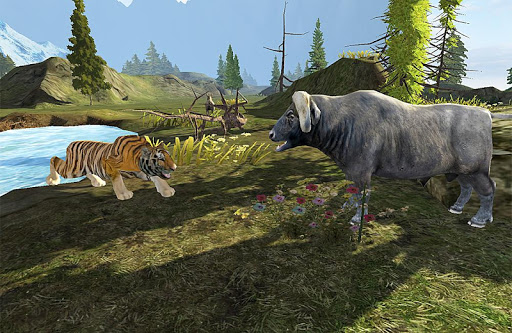 水牛的攻擊