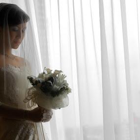 by Aditya Maulana - Wedding Bride