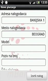 mBankar ProCredit Bank Srbija- screenshot thumbnail