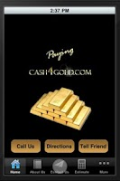 Screenshot of Cash For Gold