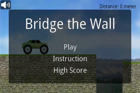 Bridge the Wall- screenshot