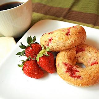 Strawberry Doughnuts Recipe