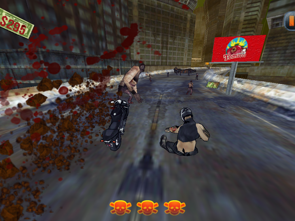 Satan's Zombies Free - screenshot