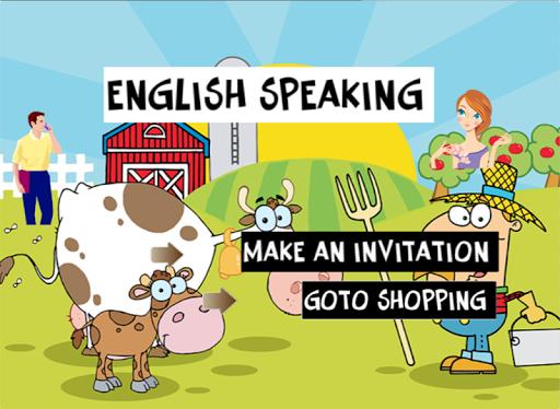 英語を話す会話