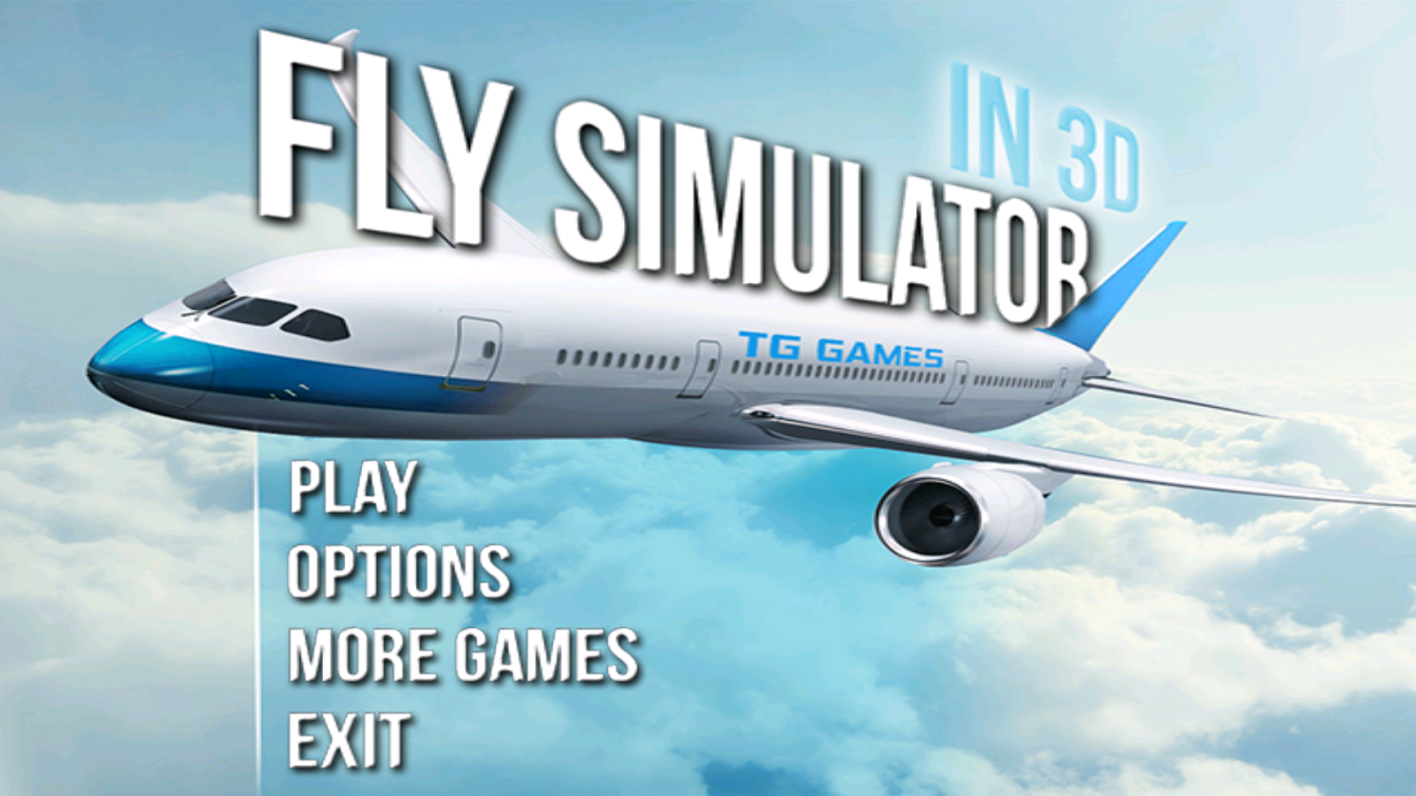 Uçuş simülatörü Mania - screenshot