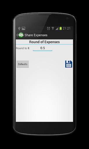 【免費工具App】SHARE EXPENSES-APP點子