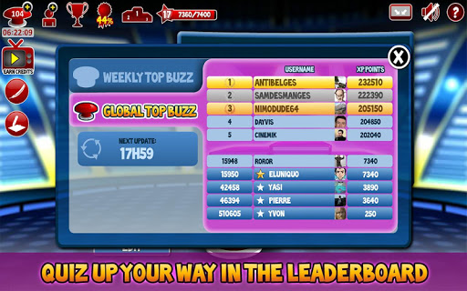 Superbuzzer Trivia Quiz Game 1.3.100 screenshots 14