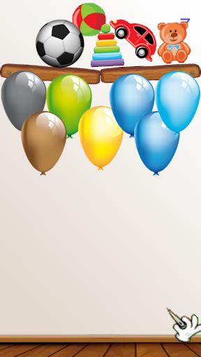 Baby Balloons Globos