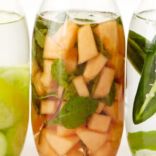 Melon-Mint Vodka