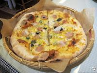 五餅二魚手工薄片披薩