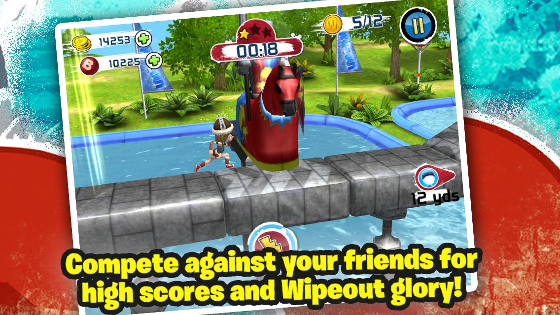 Download wipeout 2 on pc with bluestacks.