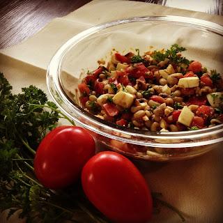 Balsamic Black-Eyed Pea Salad